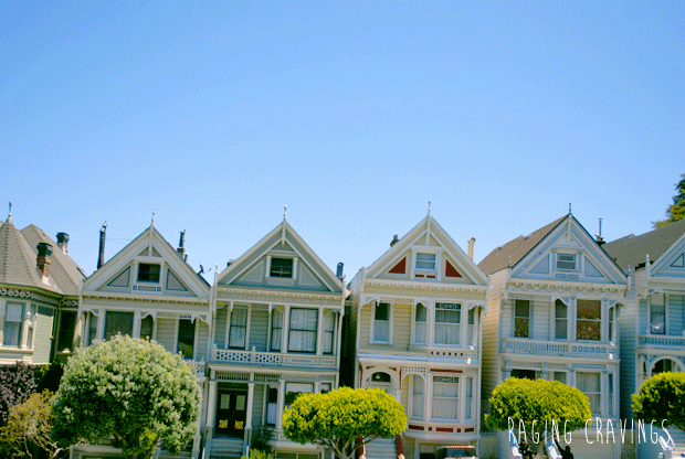 Painted Ladies, San Francsico